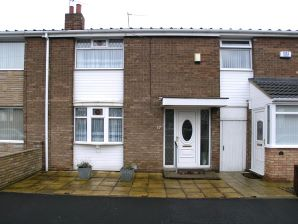 Property for Auction in Hull & East Yorkshire - 17 Peckham Close, Hull, East Yorkshire, HU8 0QD