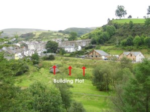 Property for Auction in South Wales - Plot 5, New Street, Pantygog, Bridgend, CF32 8DP