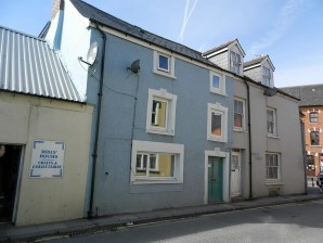 Property for Auction in South Wales - Lane Cottage, 38 Feidr Fair, Cardigan, SA43 1EB