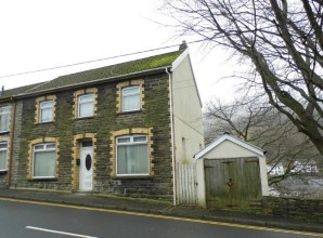 Property for Auction in South Wales - 23 Prospect Place, Ogmore Vale, CF32 7DE