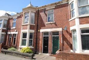 Property for Auction in North East - 58 Second Avenue, Heaton, Newcastle, Tyne and Wear, NE6 5XT