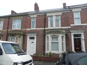 Property for Auction in North East - 12 Tenth Avenue, Heaton, Newcastle, Tyne and Wear, NE6 5XU