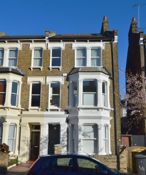 Property for Auction in London - Basement Area at 11 Macroom Road, Maida Vale, London, W9 3HY