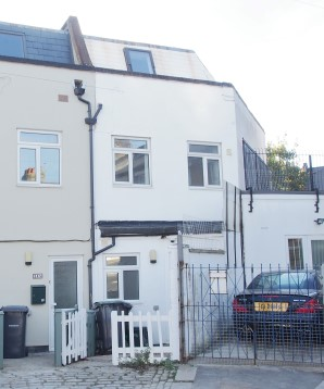 Property for Auction in London - 24B Conway Road, Harringay, London, N15 3BD