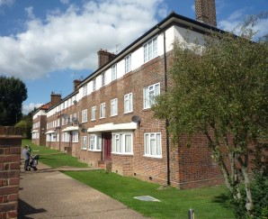 Property for Auction in London - Flat 22 Montrose Court, The Hyde, Colindale, London, NW9 5BS
