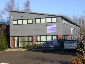 Property for Auction in East Anglia - Unit 2, Church Field Business Park, Church Field Road, Sudbury, Suffolk, CO10 2YF