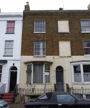 Property for Auction in London - 60 Hardres Street, Ramsgate, Kent, CT11 8QP