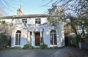 Property for Auction in London - 14 Wellington Road, St John's Wood, London, NW8 9SP