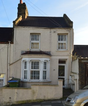Property for Auction in London - 79 Parkdale Road, Plumstead, London, SE18 1RW