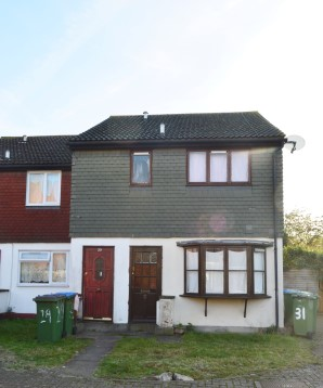 Property for Auction in London - 29 Epstein Road, Thamesmead, London, SE28 8DA