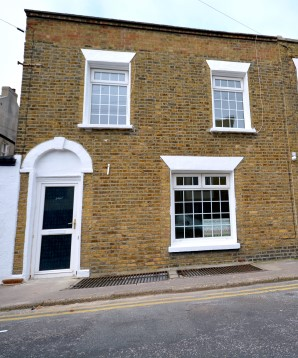 Property for Auction in London - 39 Trinity Square, Margate, Kent, CT9 1HU