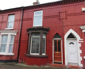 Property for Auction in London - 44 Suffield Road, Liverpool, Merseyside, L4 1UL