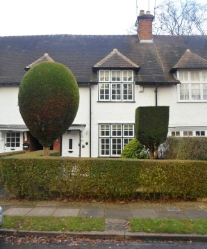 Property for Auction in London - 21 Oakwood Road, Hampstead Garden Suburb, London, NW11 6QU
