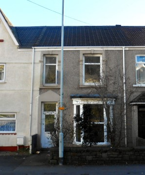 Property for Auction in London - 35 King Edwards Road, Swansea, West Glamorgan, SA1 4LL