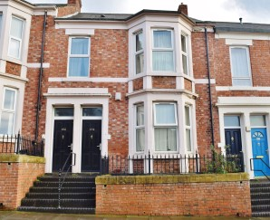Property for Auction in London - 156 Joan Street, Newcastle upon Tyne, Tyne and Wear, NE4 8QN
