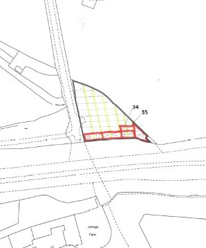 Property for Auction in London - Land Plots 34 & 35 Jamage Road, Talke Pits, Stoke-on-Trent, Staffordshire, ST7 1UL