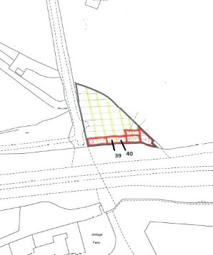 Property for Auction in London - Land Plots 39 & 40 Jamage Road, Talke Pits, Stoke-on-Trent, Staffordshire, ST7 1UL