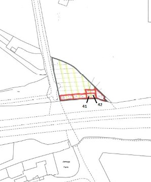 Property for Auction in London - Land Plots 41 & 42 Jamage Road, Talke Pits, Stoke-on-Trent, Staffordshire, ST7 1UL