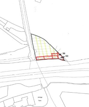 Property for Auction in London - Land Plots 36 & 43 Jamage Road, Talke Pits, Stoke-on-Trent, Staffordshire, ST7 1UL