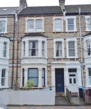 Property for Auction in London - Flat C, 77 Harvist Road, Queen's Park, London, NW6 6HA
