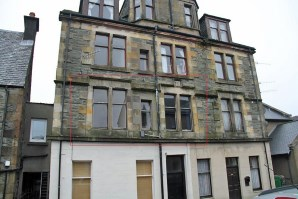 Property for Auction in Scotland - 5 Glendale, Kintyre Street, Tarbert, PA29 6UW