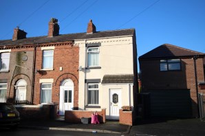 Property for Auction in North West - 6 Allanson Street, ST. HELENS, Merseyside, London, WA9 1PD