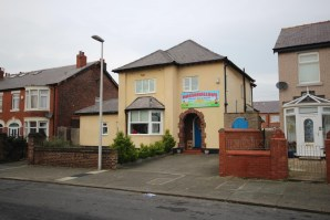Property for Auction in North West - Marshmallows Day Nursery 31 Boscombe Road, BLACKPOOL, Lancashire, FY4 1LW
