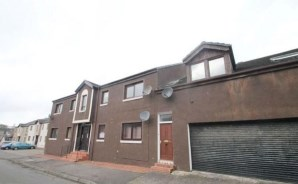 Property for Auction in Scotland - 1A, West End, Dalry, KA24 5DU