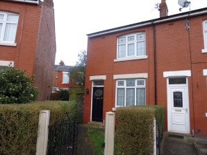 Property for Auction in North West - 42 Coronation Crescent, PRESTON, Lancashire, PR1 4JY