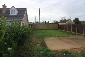 Property for Auction in East Anglia - Plot adj to 21 Clearview Drive, Poringland, Norfolk, NR14 7JH