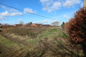 Property for Auction in East Anglia - Plot 1, Land adj to Hungate Lodge, Hungate Street, Aylsham, Norfolk, NR11 6JZ