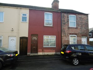 Property for Auction in Lincolnshire - 4 Albany Street, Gainsborough, Lincolnshire, DN21 2NY