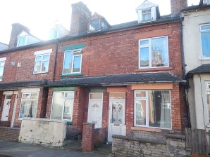 Property for Auction in Lincolnshire - 42 Trent Street, Gainsborough, Lincolnshire, DN21 1JZ