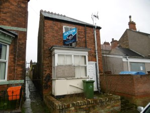 Property for Auction in Lincolnshire - 37 Bursar Street, Cleethorpes, Lincolnshire, DN35 8DT