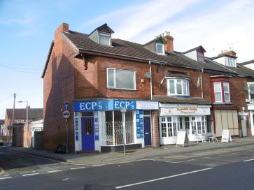 Property for Auction in Lincolnshire - 112/114 Trinity Street, Gainsborough, Lincolnshire, DN21 1HS