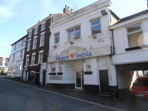 Property for Auction in Staffordshire - 5a Church Street, Newcastle -Under-Lyme, ST5 1QS