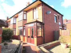 Property for Auction in North West - 66 Knowle Avenue, BLACKPOOL, Lancashire, FY2 9UA