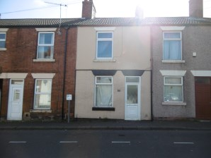 Property for Auction in North Derbyshire - 13 St. Helens Street, Chesterfield, S41 7QB