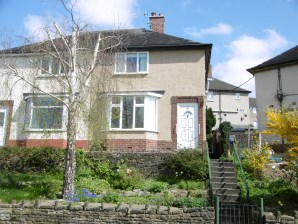 Property for Auction in North Derbyshire - 59 Swaddale Avenue, Chesterfield, Derbyshire, S41 0SX