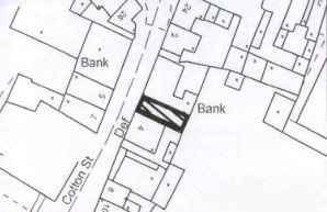 Property for Auction in North Derbyshire - Development Land at Cotton Street, Bolsover, Chesterfield, Derbyshire, S44 6HA