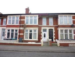 Property for Auction in North West - 87 Saville Road, BLACKPOOL, Lancashire, FY1 6JS