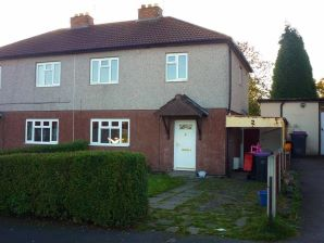 Property for Auction in Staffordshire - 2 Corfield Cresent, Oakengates, Telford, TF2 6HD