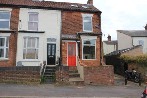 Property for Auction in East Anglia - 25 Ella Road, Thorpe Hamlet, Norwich, Norfolk, NR1 4BP