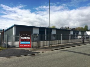 Property for Auction in North West - Units 1-4 Hanson Court, Hanson Street, Middleton, MANCHESTER, Lancashire, M24 2UF