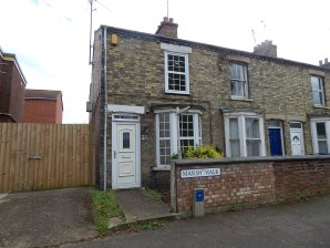 Property for Auction in East Anglia - 23 Marsh Walk Wisbech, Cambridgeshire, PE13 2DR