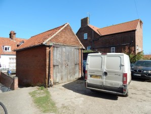 Property for Auction in East Anglia - Land & garages off Sadlers Lane, Abbey Road, Sheringham, Norfolk, NR26 8HS