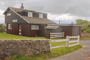 Property for Auction in North Wales - Forest Lodge Beach Road, Newborough, Isle of Anglesey, LL61 6SG