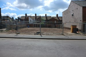 Property for Auction in East Anglia - Building land, Norman Mews, Clarke Road, Norwich, Norfolk, NR3 1JL