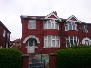 Property for Auction in North West - 12 Bellfield Road, MORECAMBE, Lancashire, LA4 5NQ