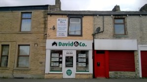 Property for Auction in North West - 2 Abel Street, BURNLEY, Lancashire, BB10 1QX
